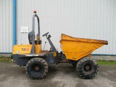 Terex TA3 3 ton dumper 2010