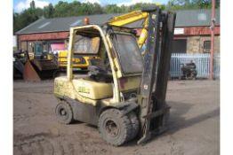 Hyster Diesel Forklift