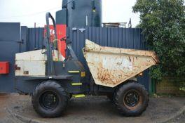 Terex TA9 Straight tip dumper 2013