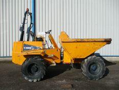 Thwaites 6 ton dumper 2014
