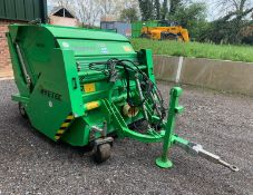Ryetec Peruzzo Large Flail Mower Collector
