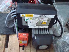 1t yale cpv 400v c/w power travel