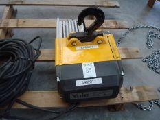 1.0t chain hoist electric 15m