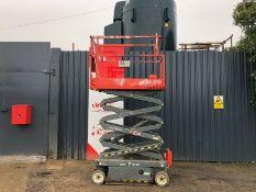 Skyjack sj iii 3219 electric scissor lift 2014