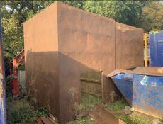 Manhole Trench Box