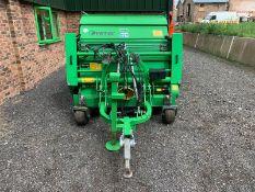 Ryetec Peruzzo Large Flail Mower Collector