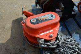 Tiger TCB11 Heavy duty chain block
