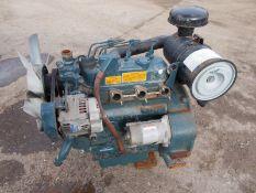 Kubota D905 diesel