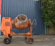 Belle pm20 concrete mixer 2013