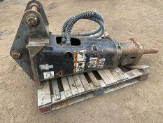 CAT H70 Hydraulic Hammer Breaker Pecker