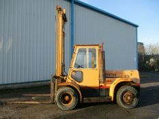 Details about Hyster H150 fork lift