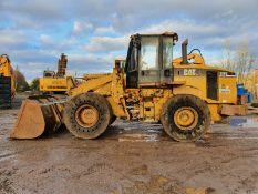 Caterpillar 938G Loading Shovel
