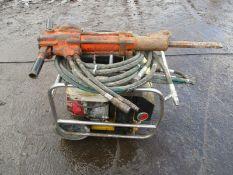 Atlas Copco LP9-20P breaker pack JCB beaver hammer