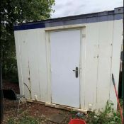 10ft X 8ft Site Cabin