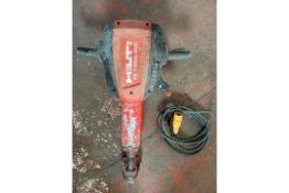 Hilti TE 3000 Heavy Breaker 110V