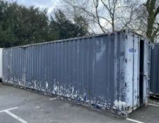 30ft X 8ft Storage Shipping Container