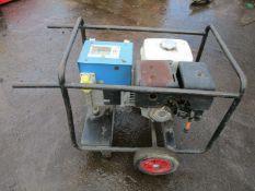 Stephill 6.5 kVA Honda engine generator 6