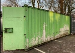 Site office / storage container