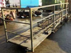 20ft Steel Gantry - Container Walkway