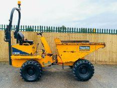 Thwaites MACH 570 3 Tonne Straight Tip Dumper 2013