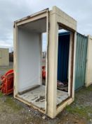 Container / cabin joiner