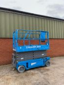 Genie 3246 electric scissor lift