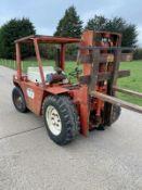 Manitou Buggy - rough terrain diesel forklift