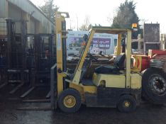 Nissan 2.0 ton Forklift