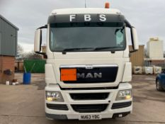 Pet Reg Tractor unit