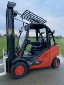 Linde H30 diesel Forklift