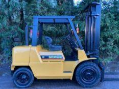 Caterpillar 4.0 tonne Diesel Forklift