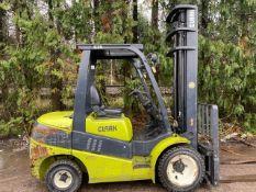 Clark 3.5 tonne diesel Forklift