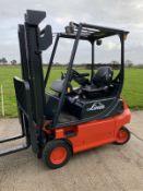 Linde 1.6 Tonne Electric Forklift