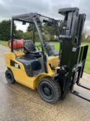 Cat Container Spec Gas Forklift