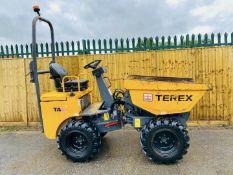 Terex TA1eh 1 Ton High Tip Dumper 2015