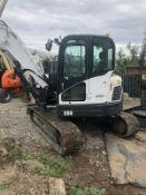 Bobcat E80 Digger. 2012/13