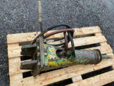 Montabert Hydraulic Breaker Rock Hammer