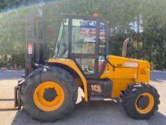 JCB 940. 4 Tonne Rough Terrain Forklift,