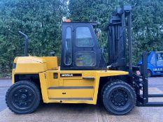 Caterpillar 11.5 tonne Diesel Forklift,