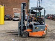 HC (Hangcha) CPDS13J Electric Forklift