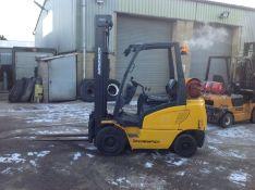Jungheinrich 2 Tonne Gas Forklift