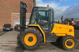 JCB 930 4x4 Diesel Forklift