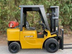 Caterpillar 3.0 tonne Gas Forklift,