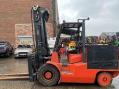 Hoist E10 Electric Forklift