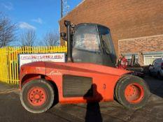 Linde H150D Diesel Forklift