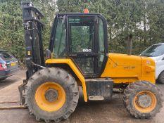 JCB 930, 3 tonne 4WD