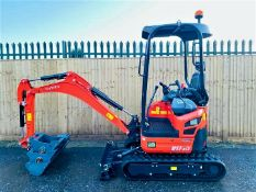 Kubota U17-3a Excavator / Digger (2020) EXC-1297