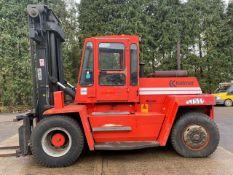 Kalmar 12 tonne diesel