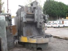 Boring Mill, Made by Webster and Bennet, in need o