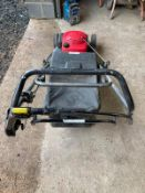 Honda HRD535 self propelled petrol mower